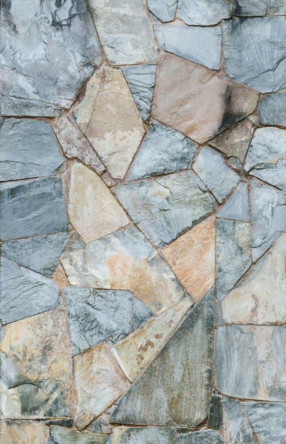Modello della superficie della parete di pietra immagine stock libera da diritti