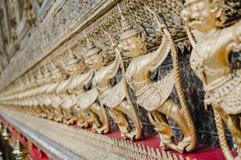 Modello della Tailandia fotografia stock