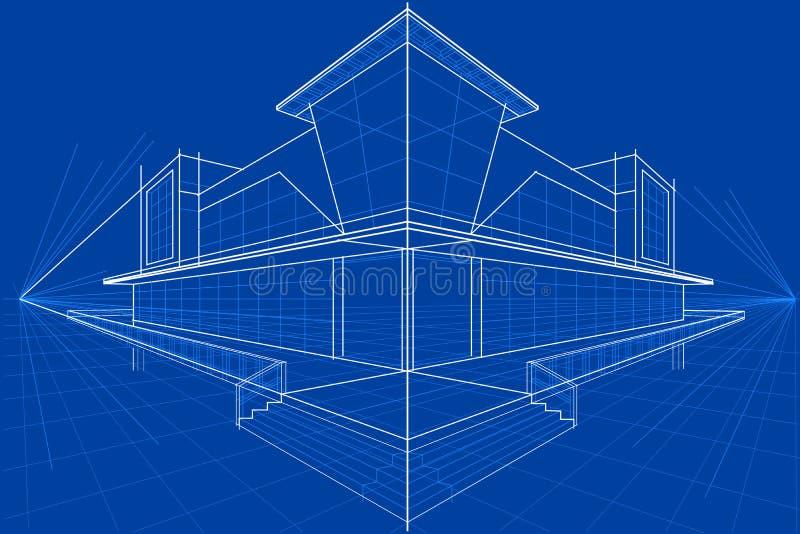 Modello di costruzione royalty illustrazione gratis