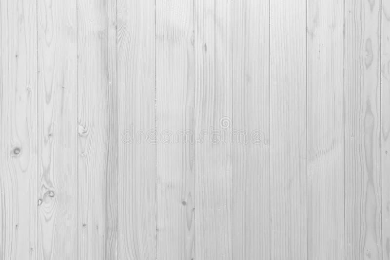 modello di legno pulito bianco della superficie del fondo del pavimento di texure fotografia stock