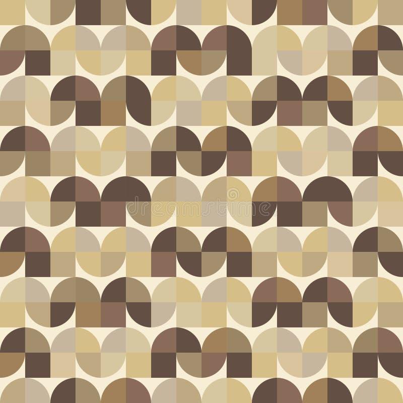 Modello di legno senza cuciture geometrico del pavimento for Modello di layout del pavimento