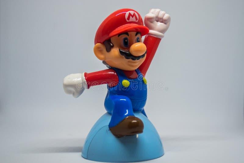 Modello di Mario fotografie stock libere da diritti