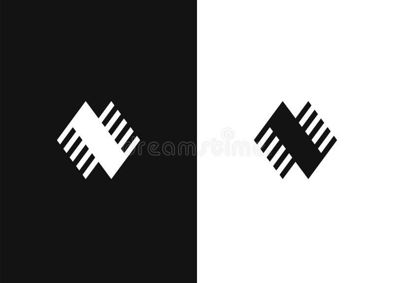 Modello 35 di progettazione di logo illustrazione di stock