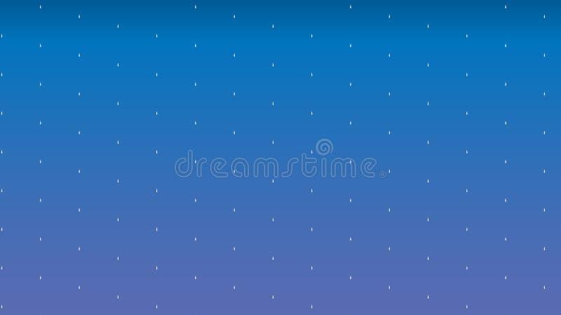 Modello di punti blu moderno astratto moderno semplice fotografia stock