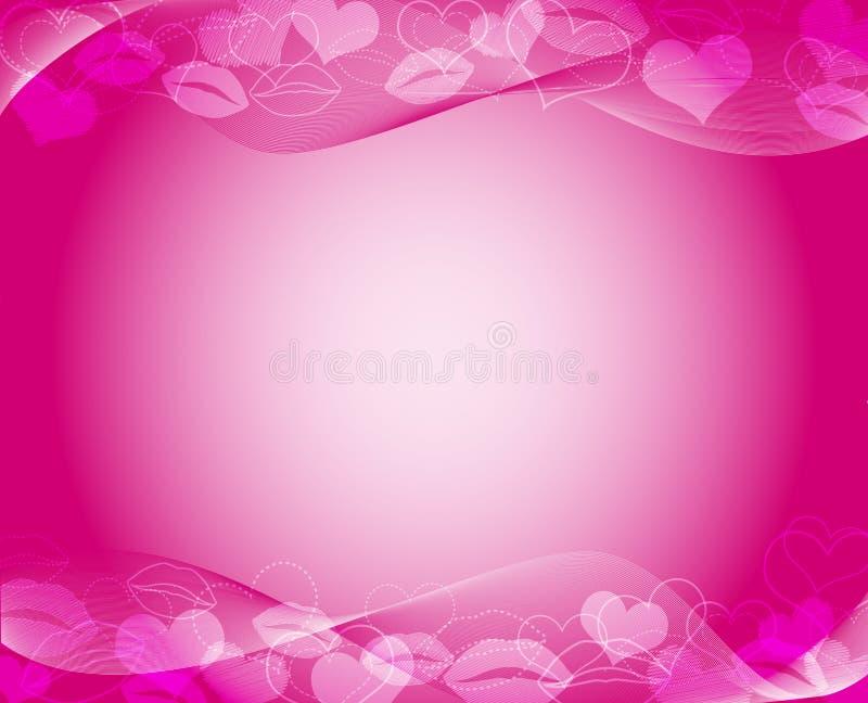 Modello di rosa caldo