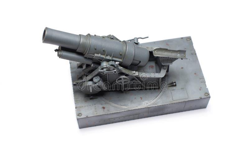 Modello di scala di vecchio veicolo fotografie stock libere da diritti