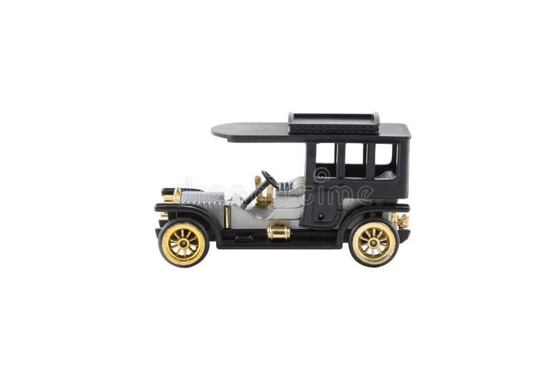 Modello di vecchia automobile immagini stock libere da diritti