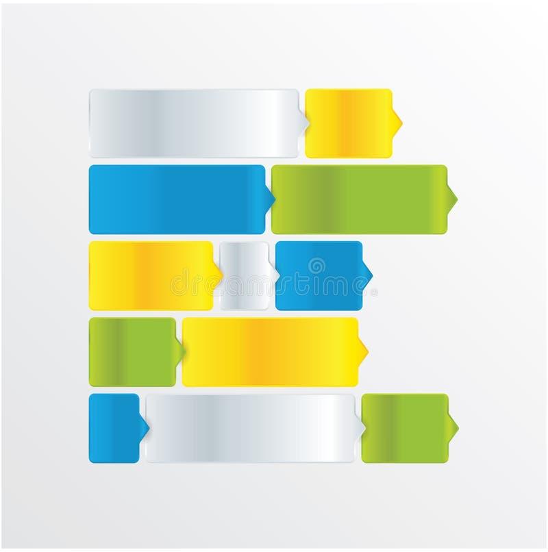 Download Modello Di Vettore Di Minimalistic. Strati Editabili Moderni Con Spazio Illustrazione Vettoriale - Illustrazione di contesto, disposizione: 30831115