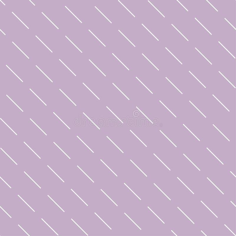 Modello diagonale del un poco - fondo senza cuciture a strisce illustrazione vettoriale