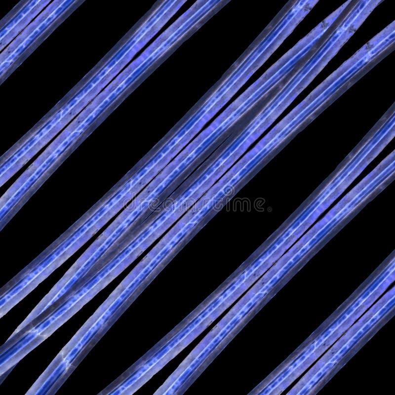 Modello diagonale scuro delle bande illustrazione di stock