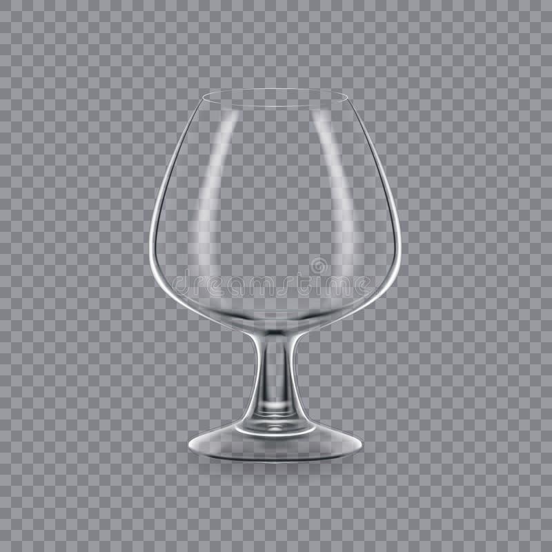Modello, disposizione, tagliere, vetro vuoto, tazze, per il liquore della bevanda royalty illustrazione gratis