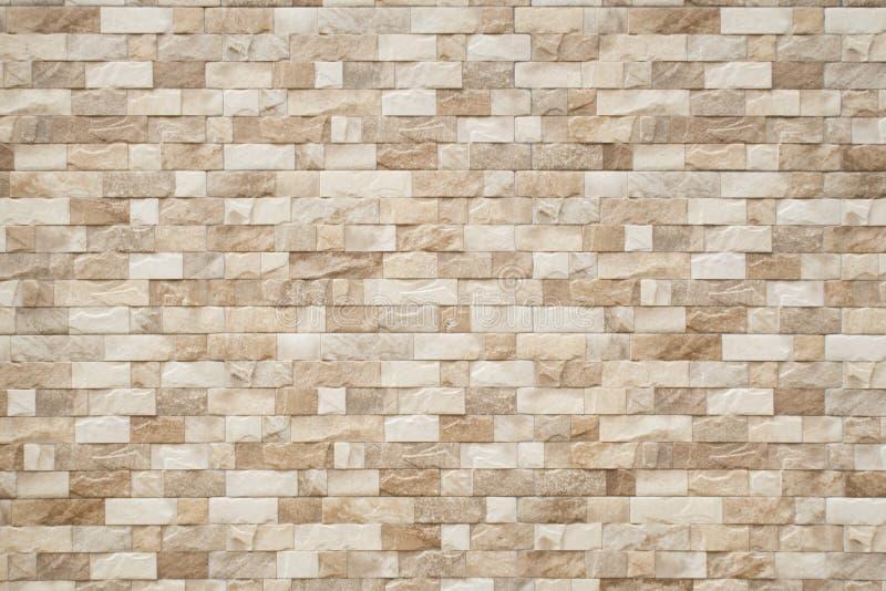 Modello e fondo di mosaico spaccati del fronte del marmo bianco dell'ardesia immagine stock