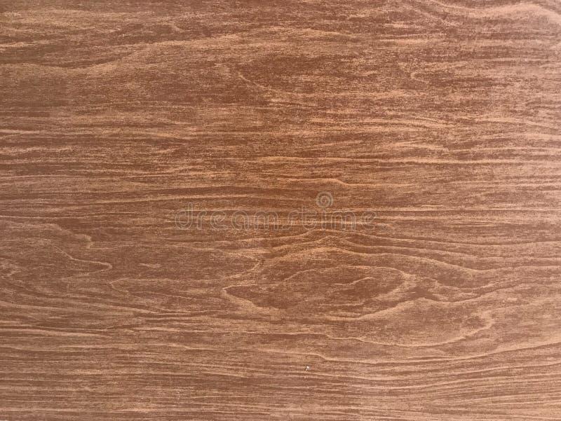 Modello e struttura naturali meravigliosi del bordo di legno marrone fotografia stock