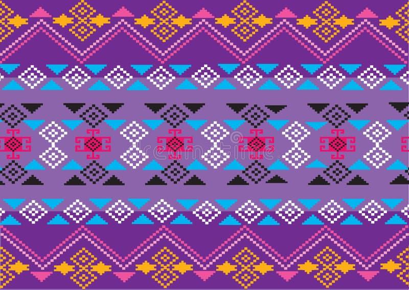 Download Modello etnico geometrico illustrazione vettoriale. Illustrazione di architettura - 56881871