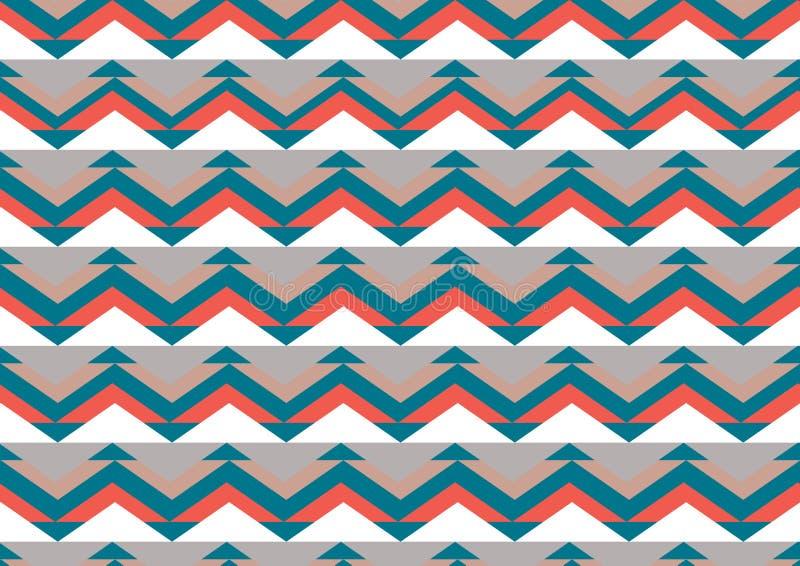 Download Modello etnico geometrico illustrazione vettoriale. Illustrazione di architettura - 56881881