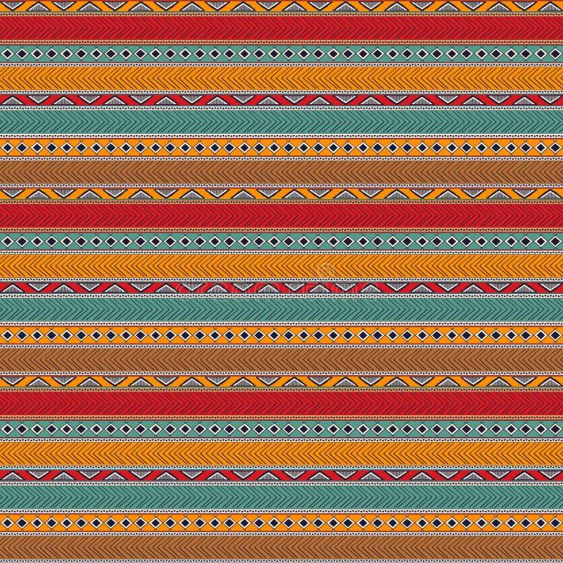 Modello etnico tribale royalty illustrazione gratis