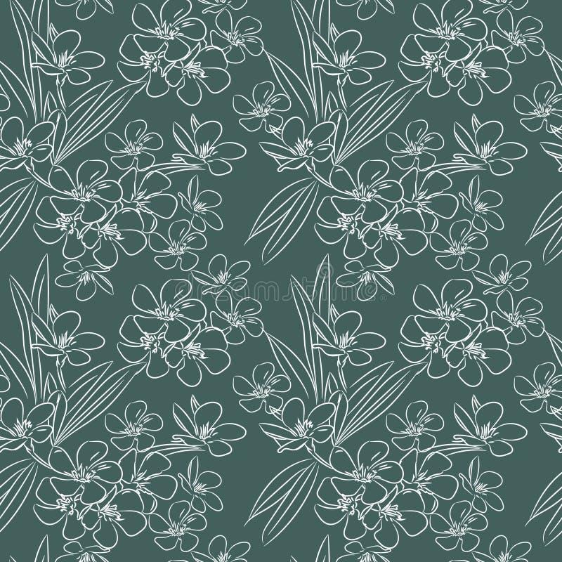 Download Modello Floreale Di Schizzo Illustrazione Vettoriale - Illustrazione di fioritura, illustrazione: 55361609