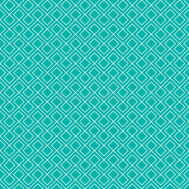 Modello geometrico astratto con le linee Un fondo senza cuciture di vettore royalty illustrazione gratis