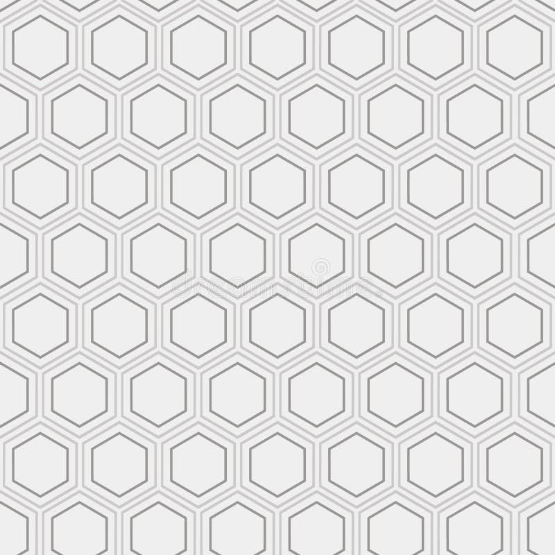 Modello geometrico con i rombi fotografie stock libere da diritti