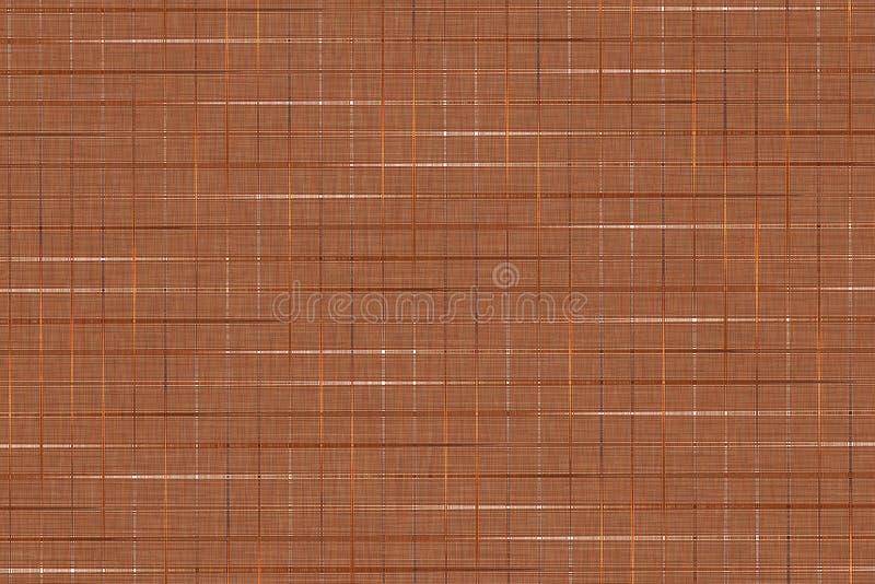 Modello geometrico marrone e rosso astratto, fondo, la progettazione degli elementi, il concetto dei tessuti e tessuti royalty illustrazione gratis