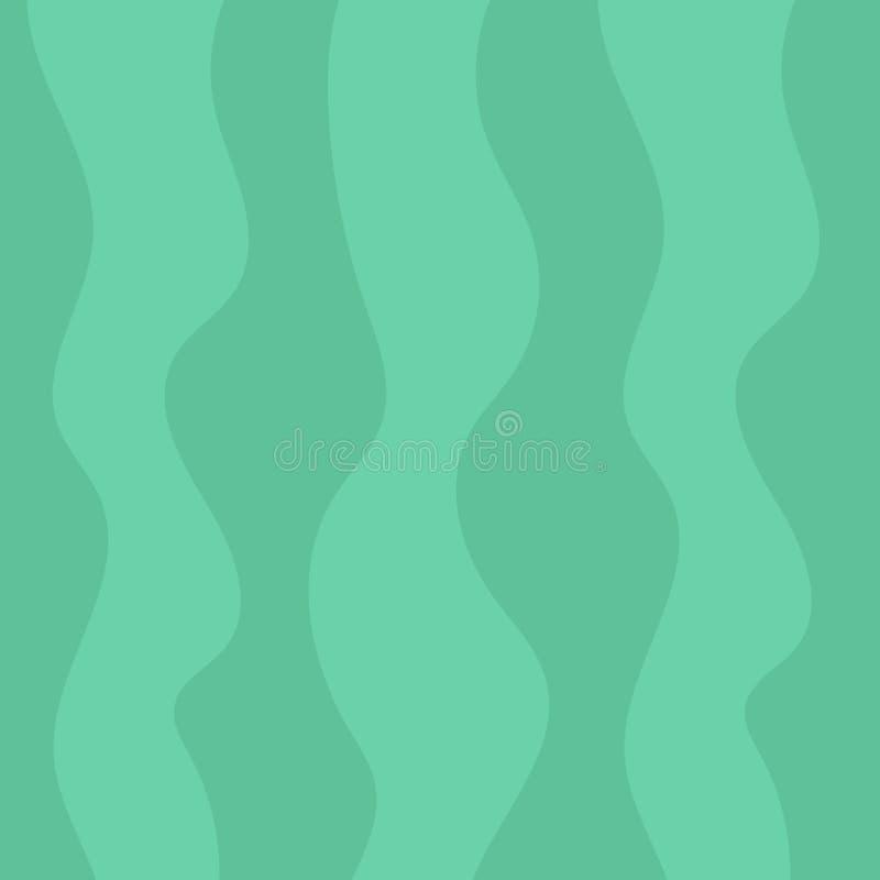 Modello grafico minimalista della disposizione isolato modello vuoto di affari di progettazione per la pubblicità delle strisce C illustrazione vettoriale