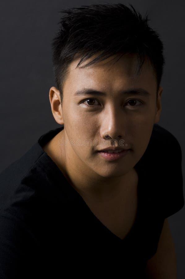 Download Modello maschio 9 fotografia stock. Immagine di uomo, handsome - 214926