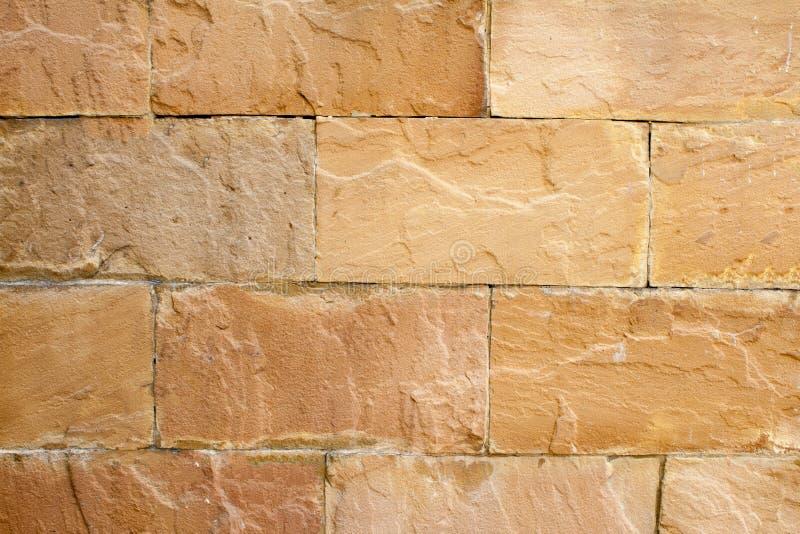 Modello moderno del mattone della parete sorto fotografia stock