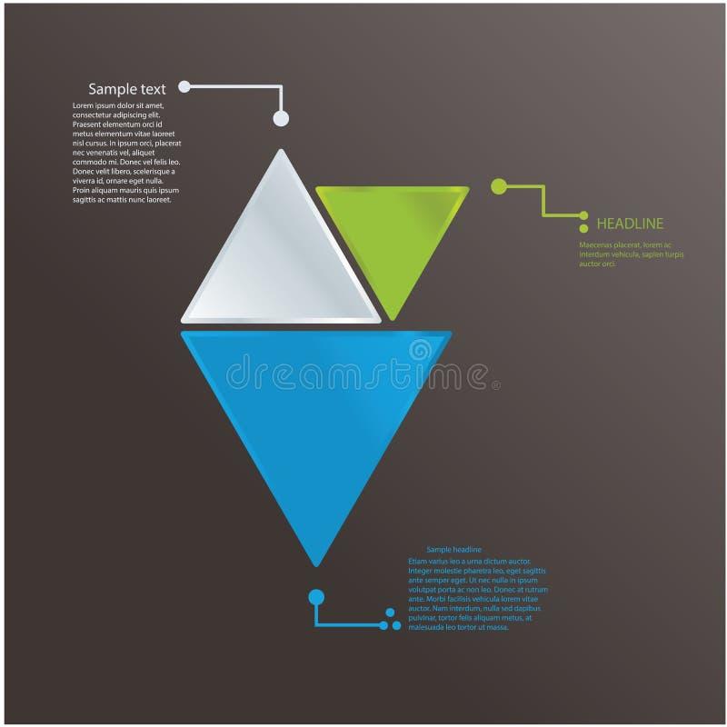 Download Modello Moderno Del Triangolo Con I Colori Freschi. Icona Di Logo. Illustrazione Vettoriale - Illustrazione di formazione, colore: 30831111
