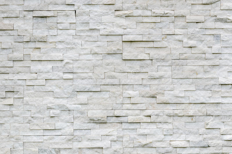 Modello moderno della parete di pietra reale immagini stock libere da diritti