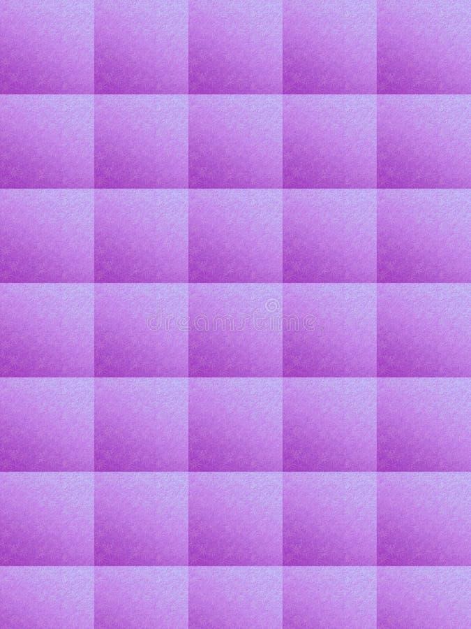modello porpora pastello dei quadrati illustrazione vettoriale