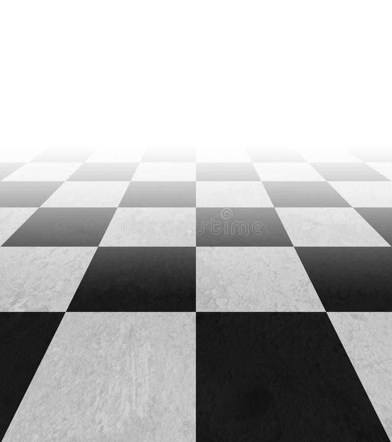Modello a quadretti del pavimento del fondo fotografie stock libere da diritti