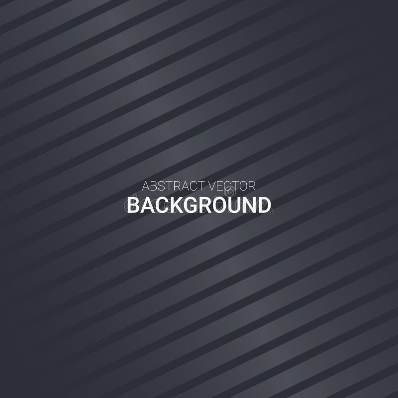 Modello scuro di progettazione grafica del fondo del manifesto di vettore astratto dell'opuscolo fotografie stock libere da diritti
