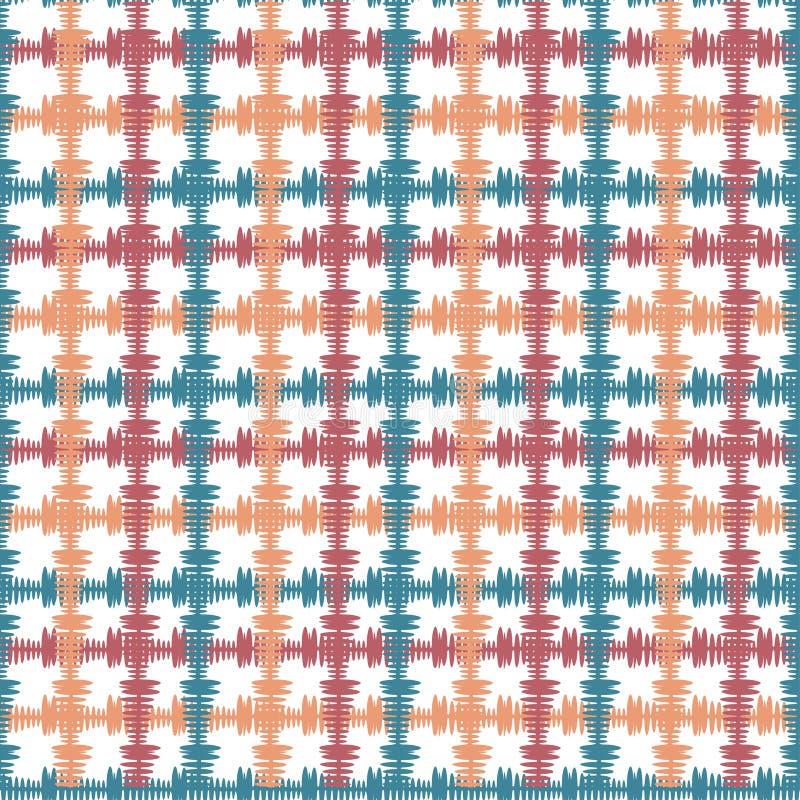 Download Modello Senza Cuciture Disegnato A Mano Con Le Linee Dipinte Incrocio Vector La Struttura Per La Stampa, La Carta Da Parati Di Ca Illustrazione Vettoriale - Illustrazione di colori, decorazione: 56884538