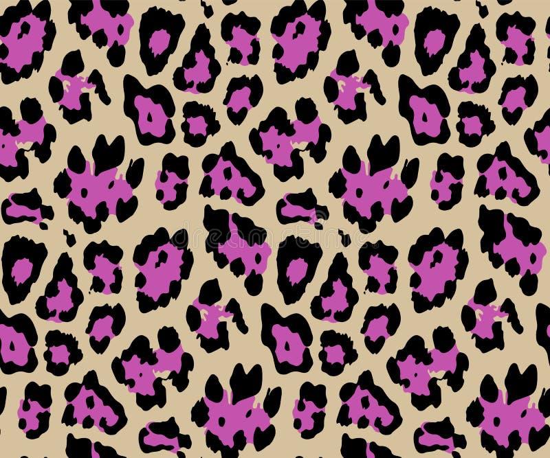 Modello senza cuciture per la stampa del tessuto per progettazione stampata del tessuto per Womenswear, biancheria intima, kidswe illustrazione vettoriale