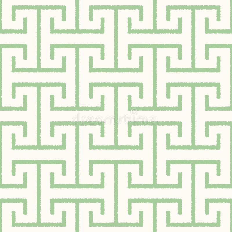 Download Modello Strutturato Della Maglia Geometrica Senza Cuciture Illustrazione Vettoriale - Illustrazione di grafico, geometrico: 56877958