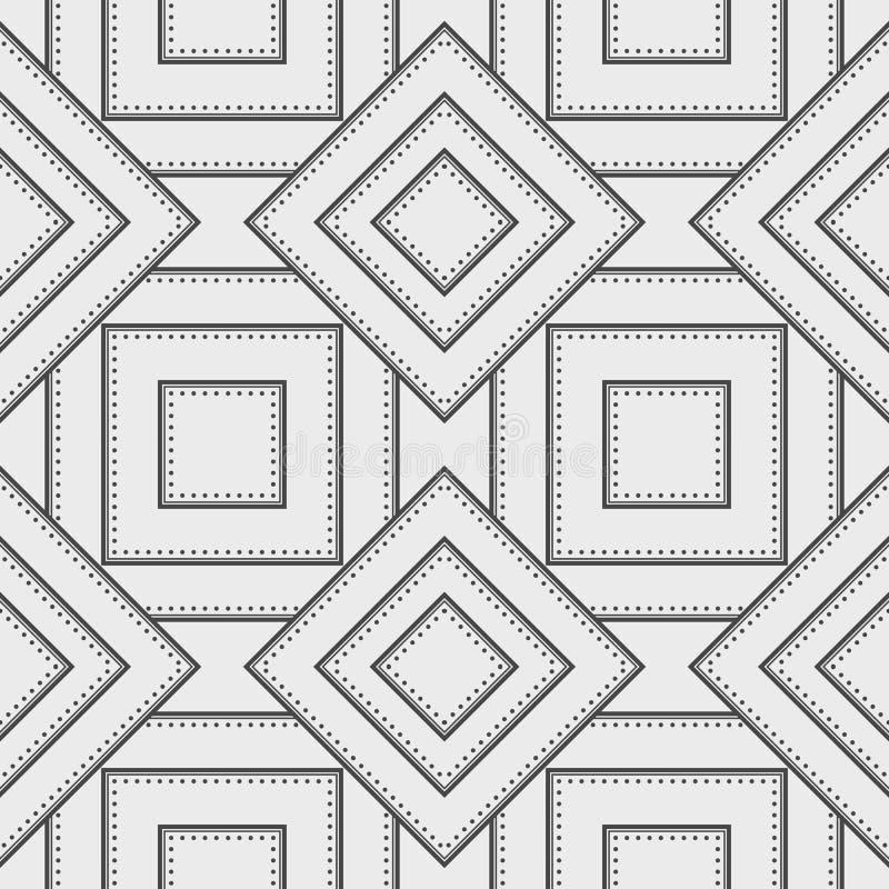 Modello techno geometrico royalty illustrazione gratis