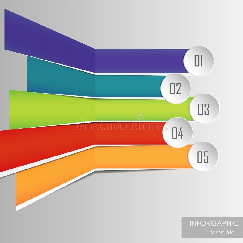 Download Modello Variopinto Dell'insegna Di Opzione Illustrazione Vettoriale - Illustrazione di internet, colorful: 56886109