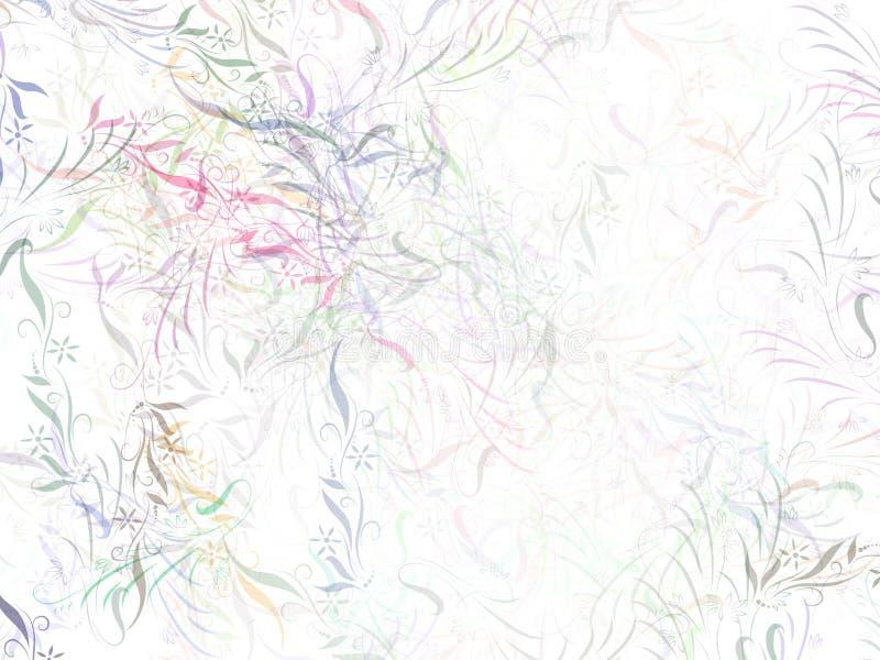 modellswirl vektor illustrationer