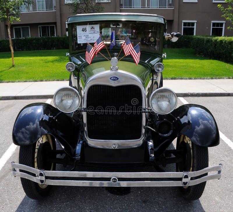Modelo 1929 de Ford A fotos de stock royalty free