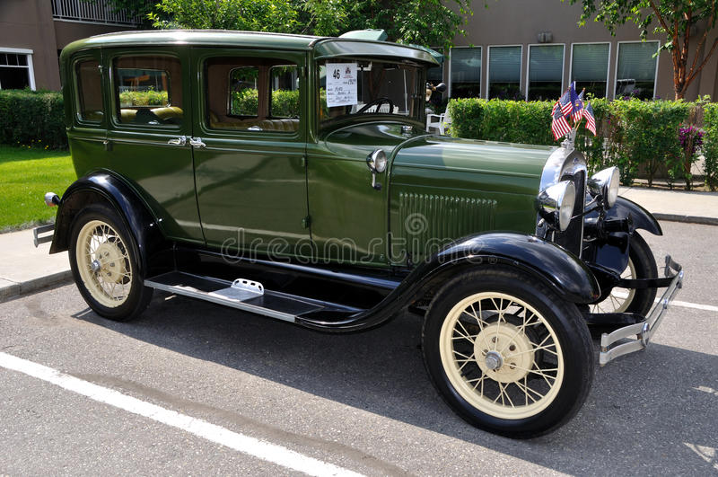 Modelo 1929 de Ford A imagem de stock royalty free