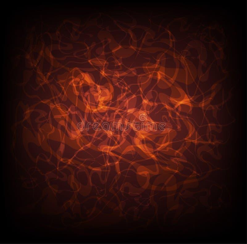 Modelo abstracto foto de archivo
