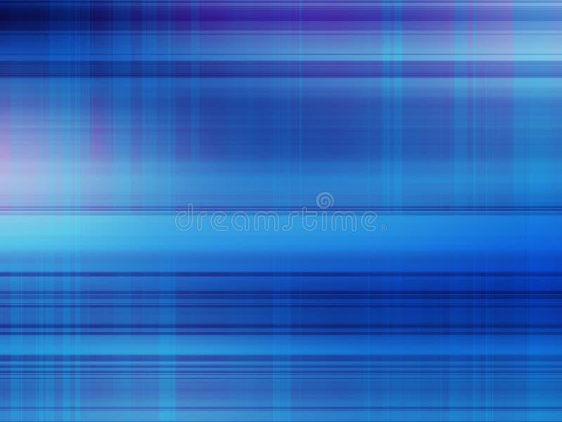 Modelo abstracto azul del sitio web del fondo ilustración del vector