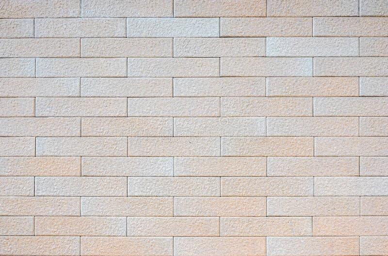 Modelo abstracto de la elegancia de la textura estándar moderna de la pared del bloque del ladrillo para el fondo y el papel pint foto de archivo