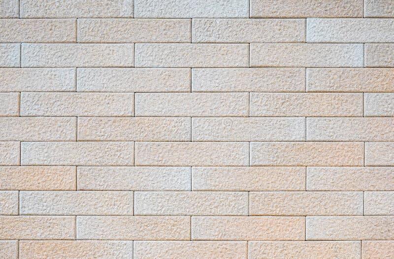 Modelo abstracto de la elegancia de la textura estándar moderna de la pared del bloque del ladrillo para el fondo y el papel pint fotografía de archivo