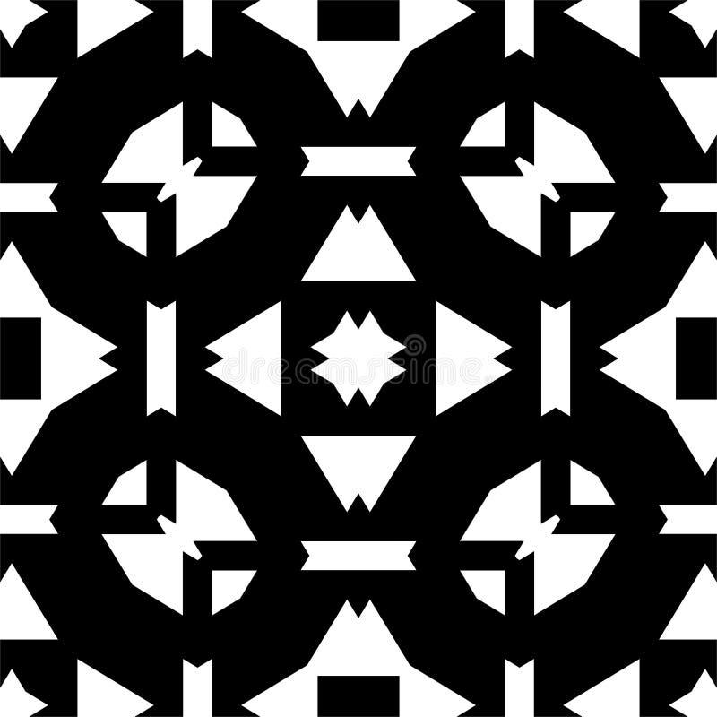 Modelo abstracto de la plantilla 3d del fondo ilustración del vector