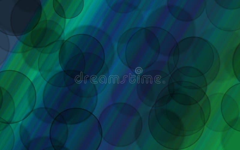 Modelo abstracto del círculo libre illustration