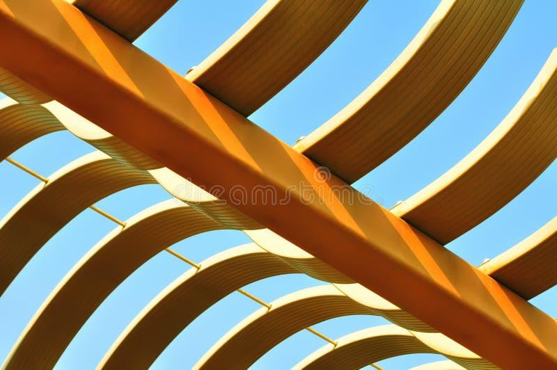 Modelo abstracto gráfico imágenes de archivo libres de regalías