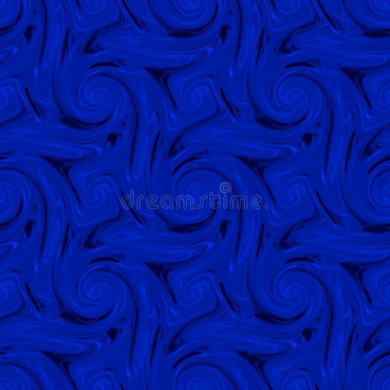 Modelo abstracto incons?til stock de ilustración