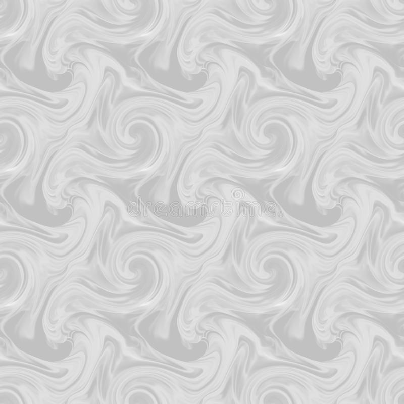 Modelo abstracto incons?til ilustración del vector