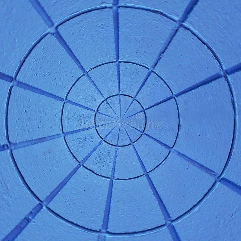 Modelo abstracto texturizado parte radial fotografía de archivo